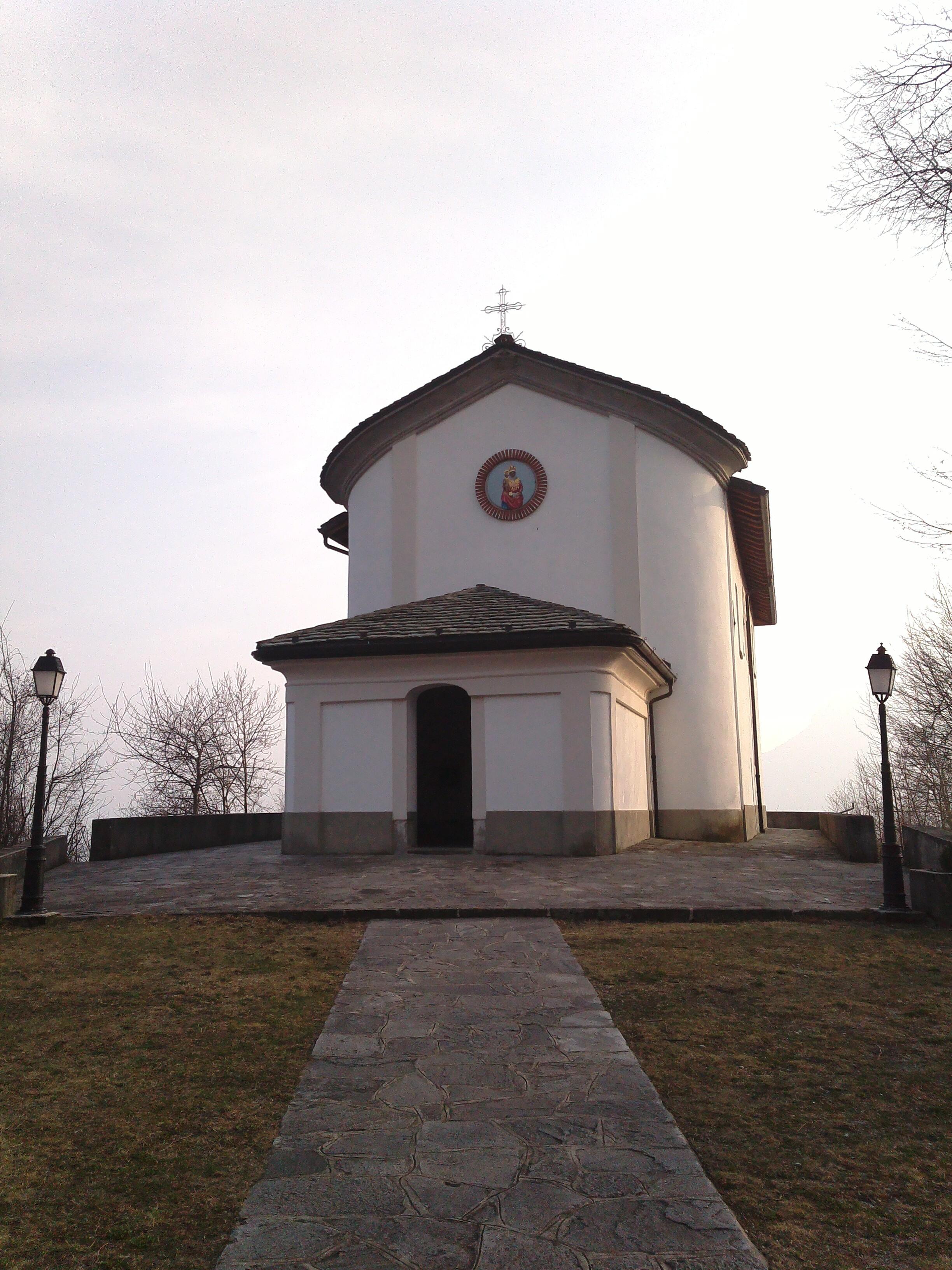 Lago di Como: Il Santuario della Madonna di Breglia
