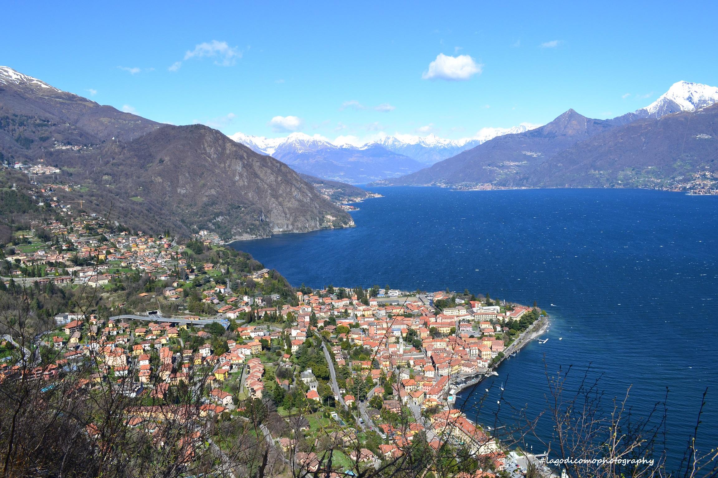Lago di Como: La Crocetta, Menaggio