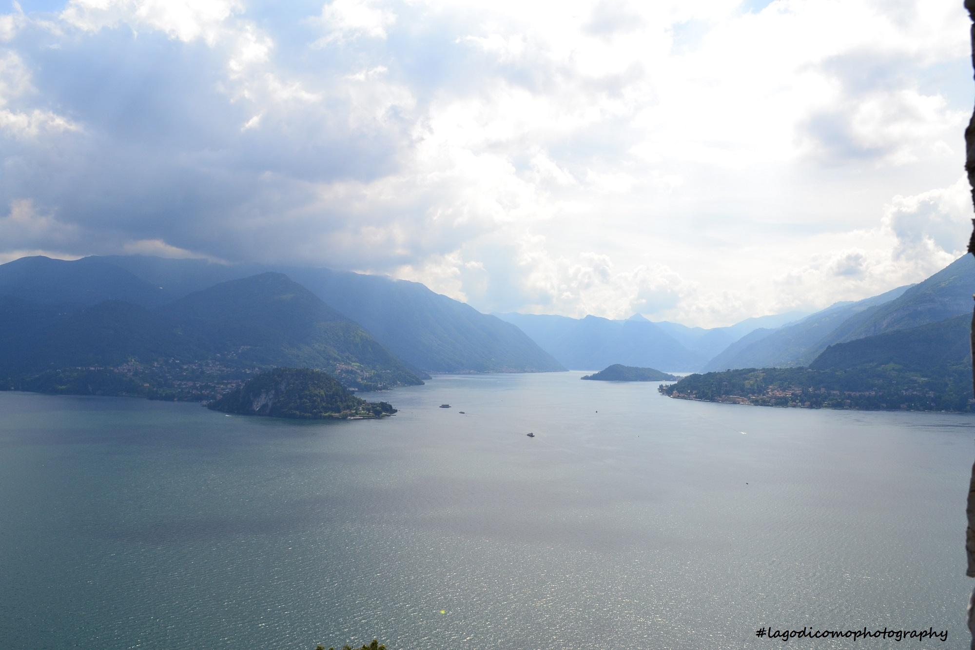 Lago di Como: il Castello di Vezio