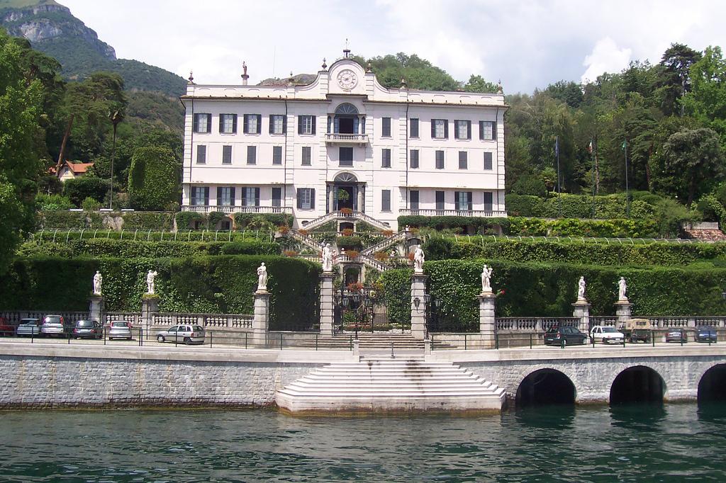 Lago di como: le ville famose