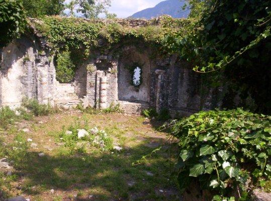 Isola Comacina, l'unica isola del Lago di Como