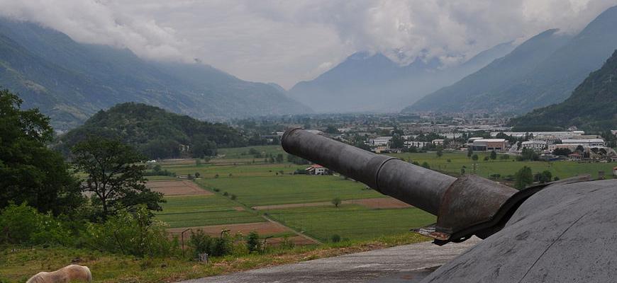 Castelli sul Lago di Como