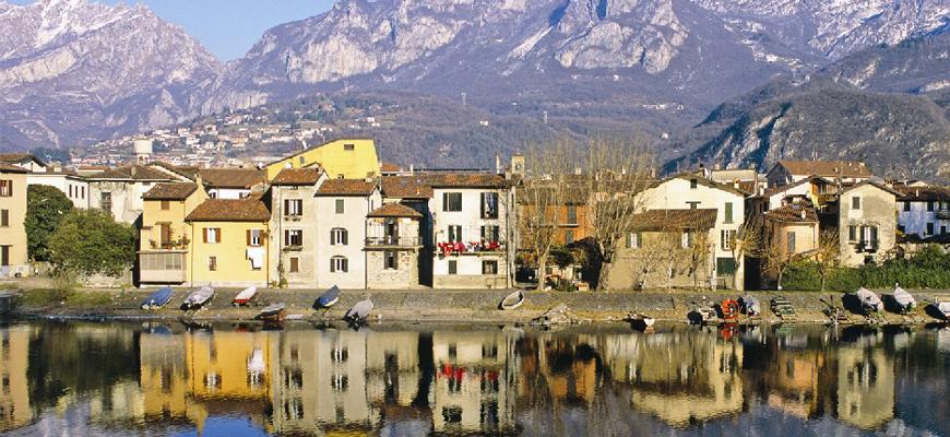 Luoghi Manzoniani, itinerari sul Lago di Como