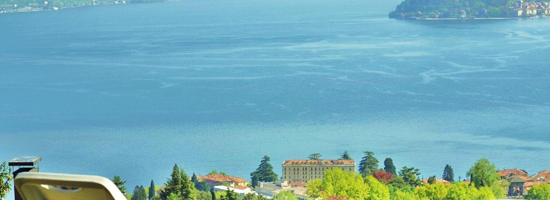 Casa Vacanze lago di como Villa Belvedere residence Le terrazze