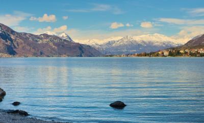 Lago di Como: Il cimitero sommerso di auto a Moregallo