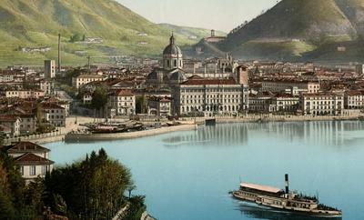Como e le imprese storiche: viaggio nel passato della città lariana